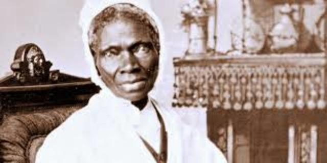 sojourner truth deliver her aint i a woman speech