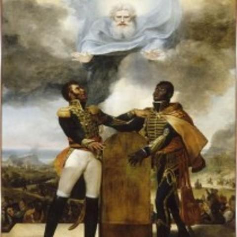 Haiti wins independence