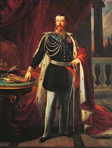 Victor Emmanuel II is crowned King of Unified Italy