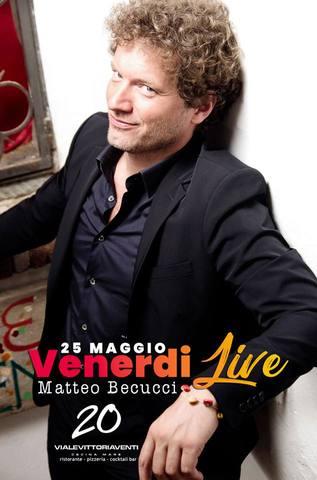 Venerdì Live @Marina di Cecina