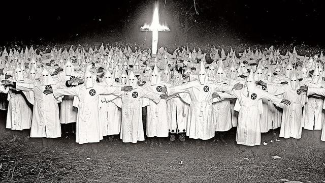 Ku Klux Klan Formed