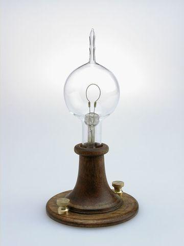 Development of the Light Bulb