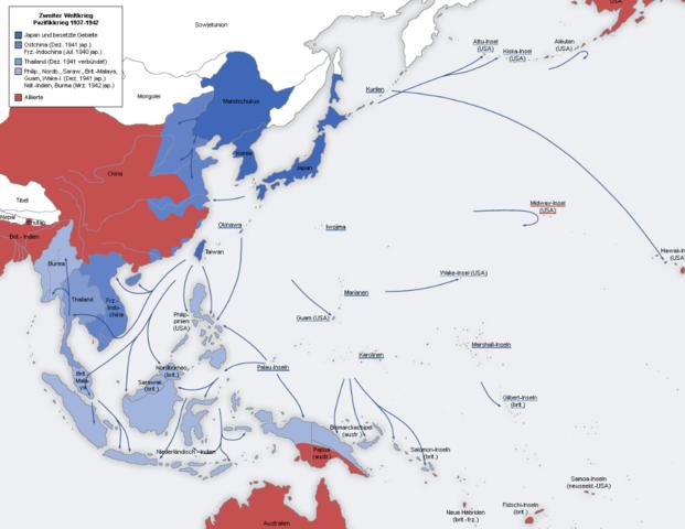 Les Philippines entre les mains du Japon