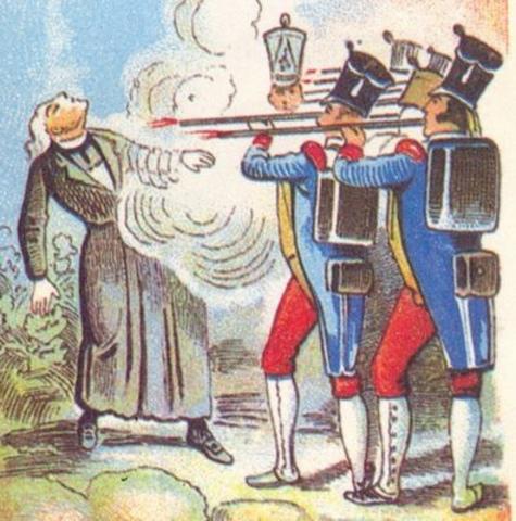 Ejecución de Hidalgo