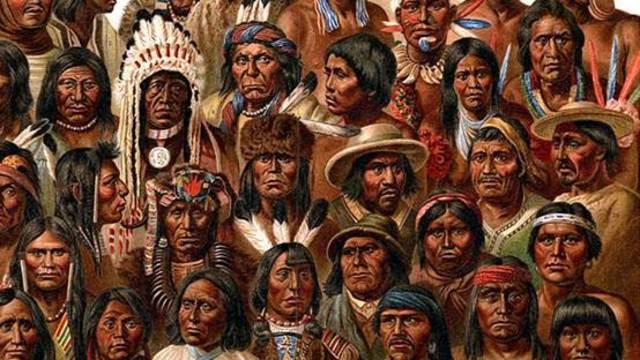 Expropición de tierras indígenas