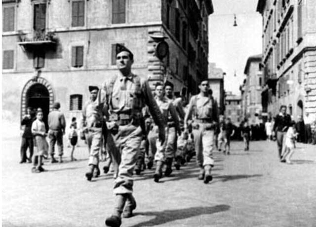 Prise de Rome par les Alliés