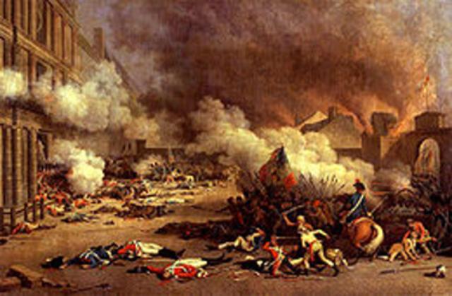 Revolução Francesa - Inicio da República
