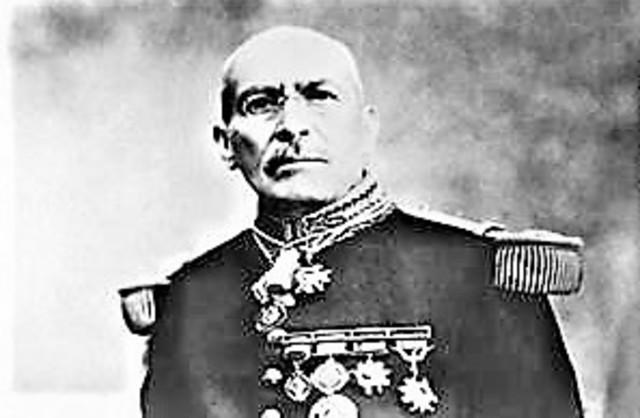 Victoriano Huerta, presidente