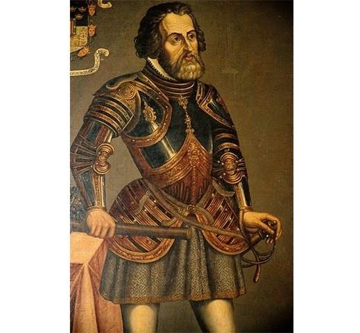 Hernán Cortés gobernador de Nueva España