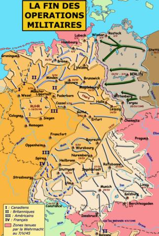 Le jour de l'Elbe