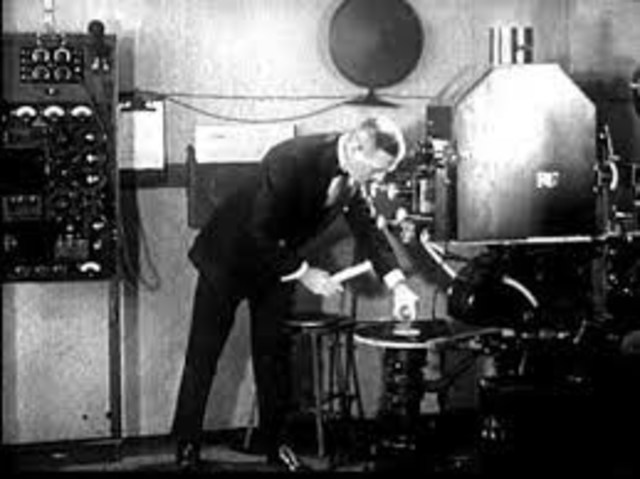 Motion Pictures w/ Sound (1926)