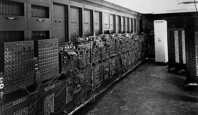 Large Elictronic Computer