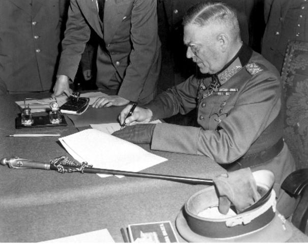 Capitulation allemande à Berlin : fin des combats en Europe