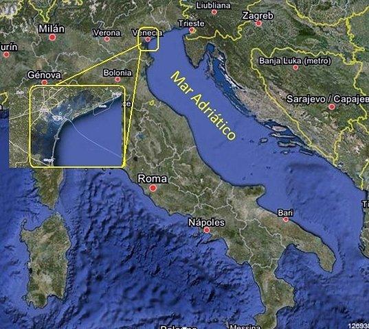 Italia controla el Mar Adriático
