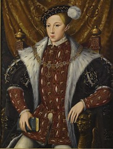 Queen Mary I restored Roman Catholicism in England