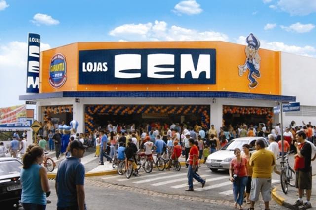 Lojas CEM investe 5 milhões em loja que será aberta antes do Natal