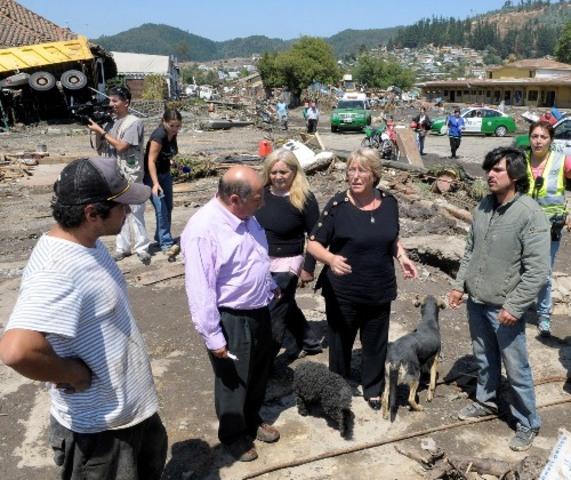 Recuperação de terremoto no Chile será mais rápida do que no Haiti, diz especialista