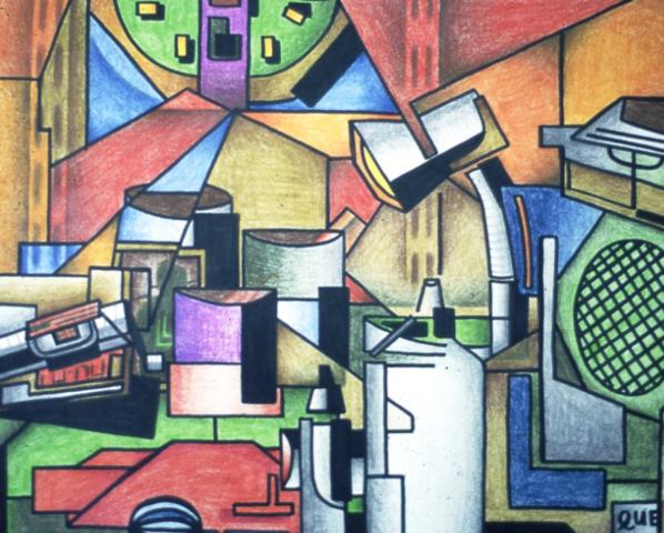 Het Kubisme