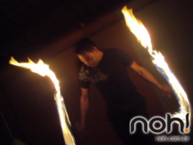 Fire Night - Noh! 1 ano