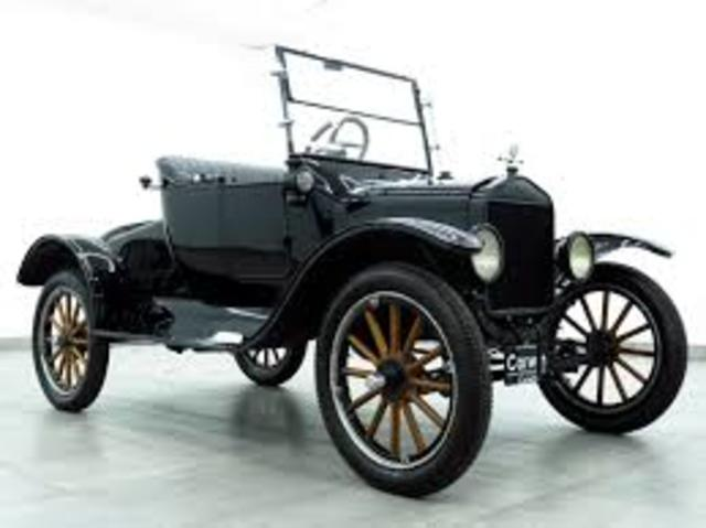 Introduction of The Model T