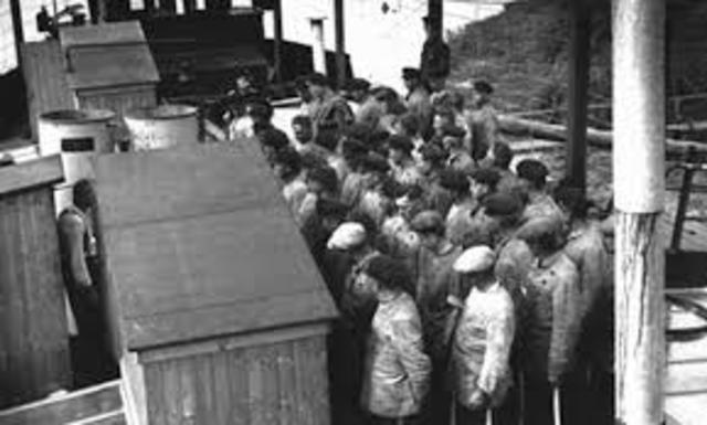 Nazi's Begin Organized Persecution