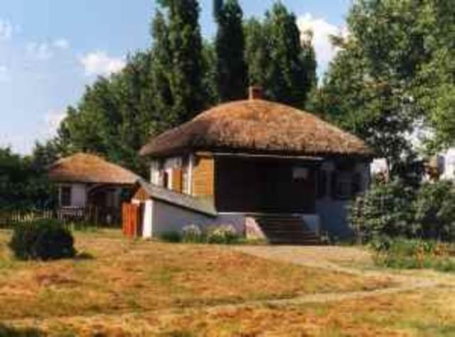 Дом, в котором родился М. Шолохов
