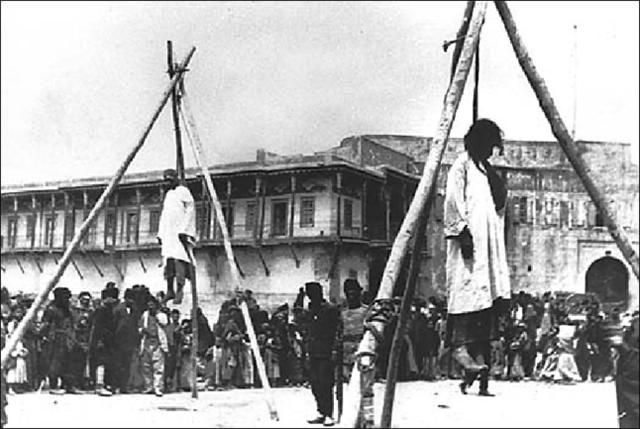Jews of Sosnoweic Relocate to the Ghetto