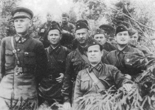 Во время Великой Отечественной войны...