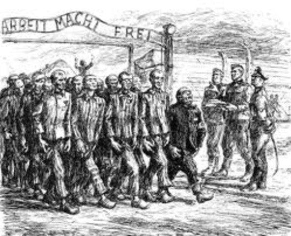 The March from Auschwitz