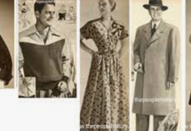 Fashion During The Cold War