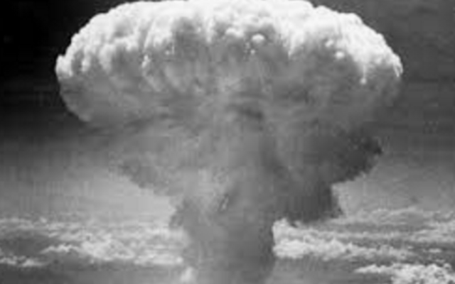 World War Two and Atomic Bombs