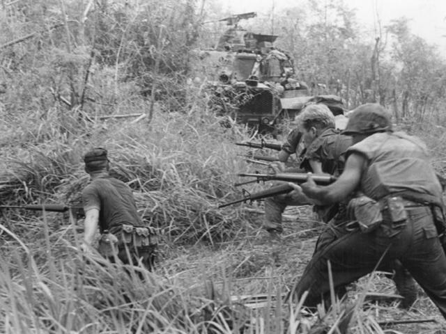Tet Attack On South Vietnam