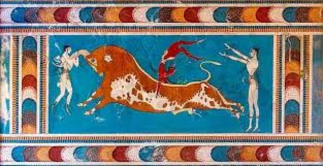 Cultura minoica o cretenca