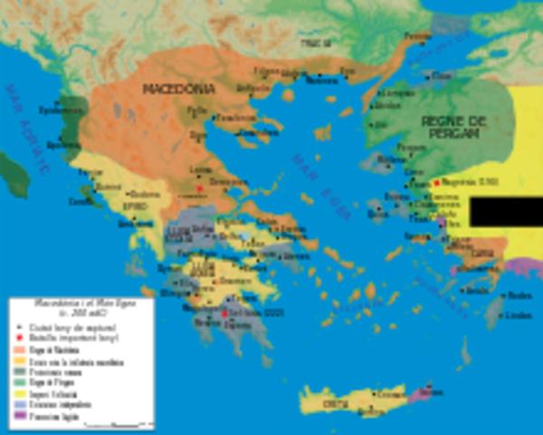 Contesta macedònica de l'Hèl·leda