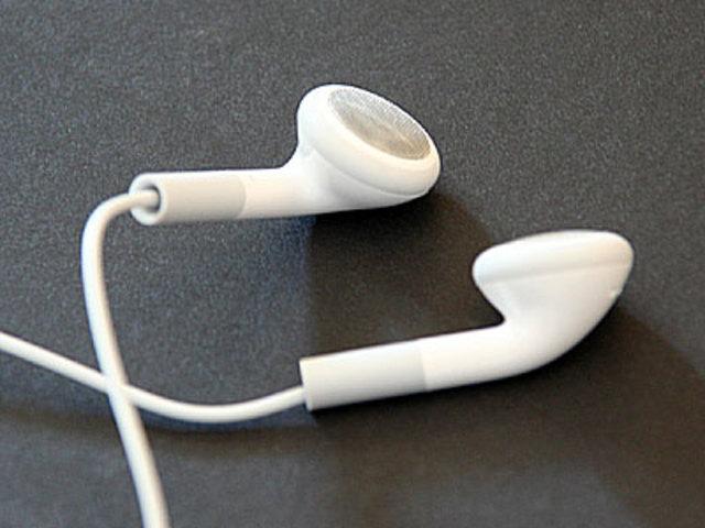 Наушники iPod с EarPods, Apple