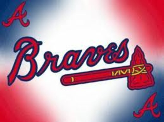 cox traded to the braves.