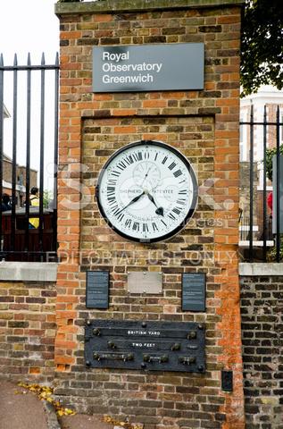 La hora se alinea con la de Greenwich