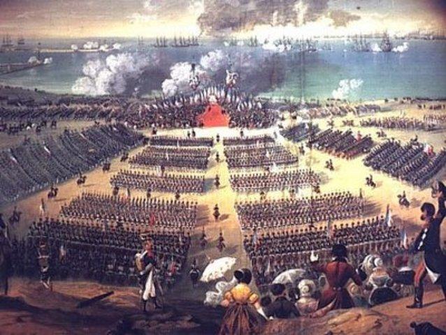 Insvasió dels 100.000 fills de Sant Lluís