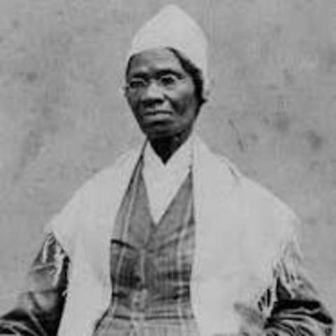 """Sojourner Truth Delivered her """"Aint I a Woman """" Speech"""