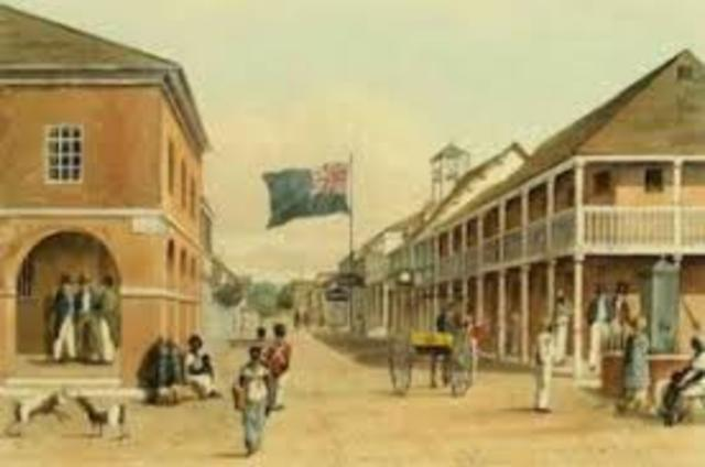 Kingston, Jamaica was founded