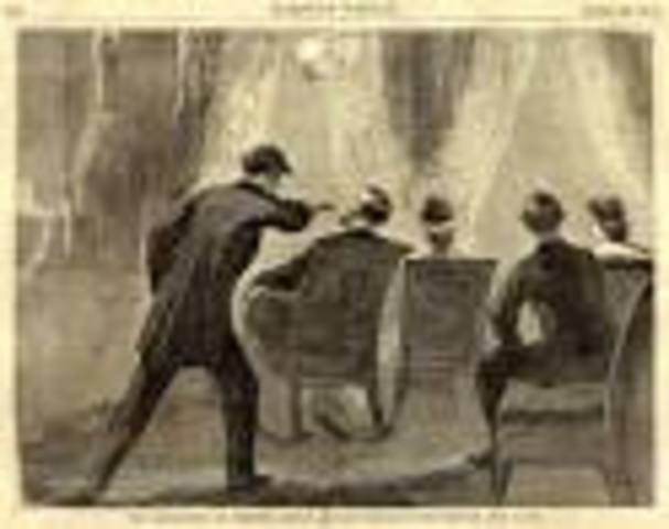 Abraham Lincoln Assassinated