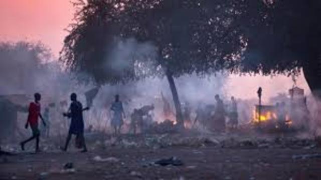 South Sudan has a Civil War