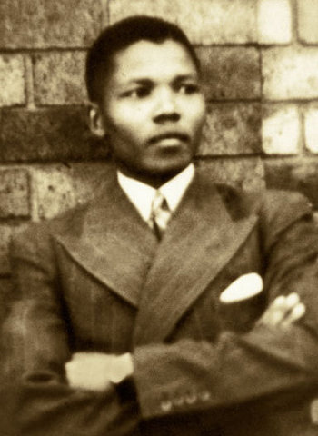 Mandela is Born