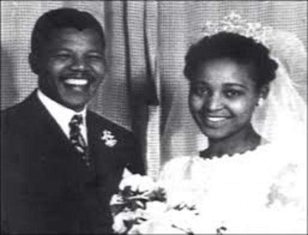 Marries Evelyn Ntoko Mase