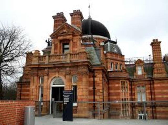 El Real Observatorio de Greenwich se convierte en el símbolo de dominio de los mares por la potencia inglesa.