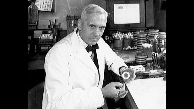 Penicillin Discovered