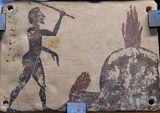 Las Artesanías en la Antigua Grecia