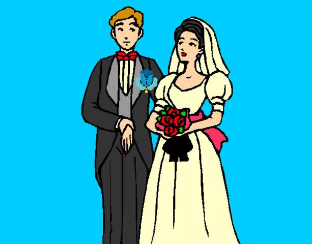 Casamiento de mis papás