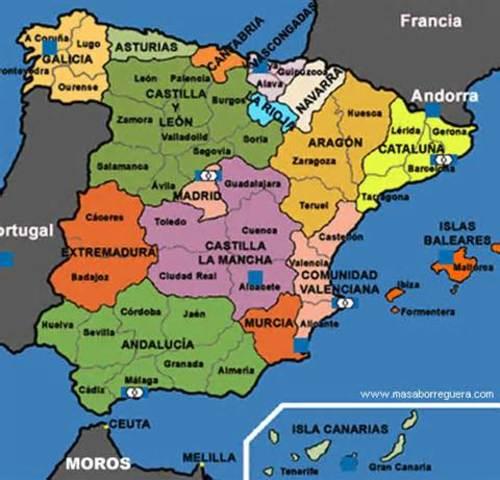 ESPAINIATIK KANPO