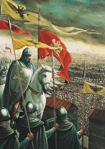 1459 Toma de Constantinopla por los Turcos